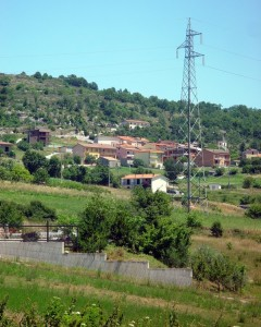 A 795 metri slm: Guasto (Castelpetroso)