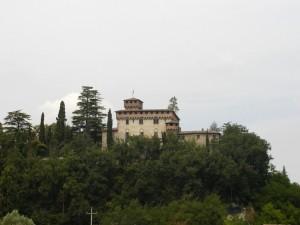 Il castello di Brignano