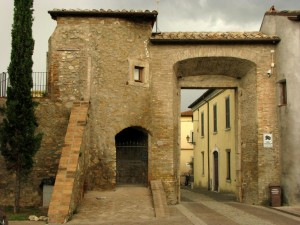 La porta di Attigliano