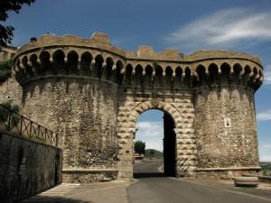 L'ingresso di Narni