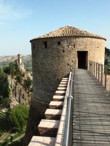 Torrione della Rocca di Brisighella