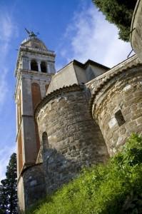 Udine - scorcio del Castello