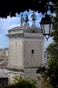 Udine - Orologio del Castello