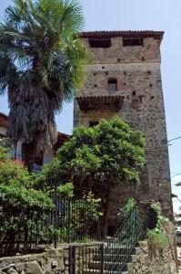 La torre medioevale di Strambinello