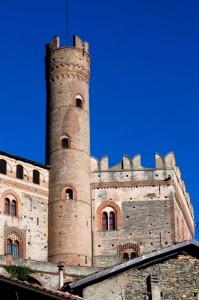 Villar Dora - La torre del castello
