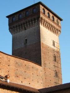 La Torre del castello di Rovasenda