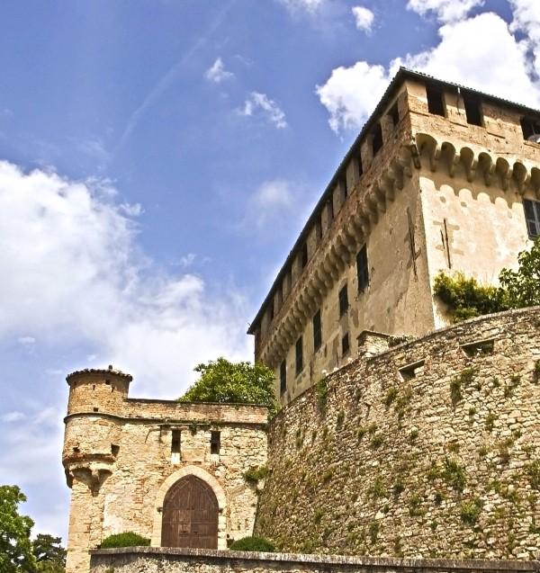 ''il castello di Montaldeo'' - Montaldeo