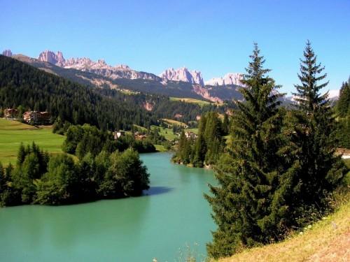 Moena - Val di Fassa, nei pressi di Moena