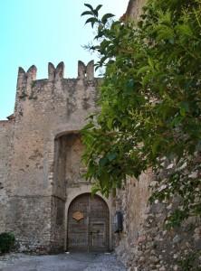 Ingresso nel Castello Savelli