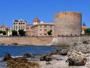 Alghero: Una Torre dei bastioni