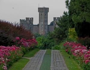 Il Castello di Valeggio sul Mincio