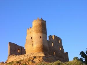 Mazzarino, il castello