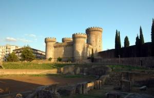 La Rocca Pia - Tivoli