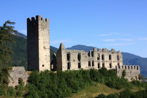 Spormaggiore - facciata castel belfort