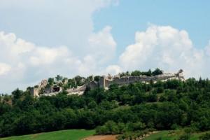 Ocre, il castello