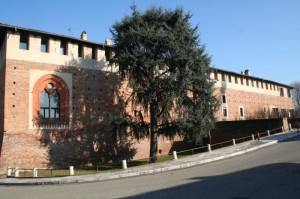 Il castello a Bereguardo