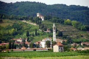 Sotto il Monte e la torre di S. Giovanni