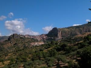 Panoramica Roccella Valdemone