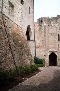 Castel Sismondo particolare