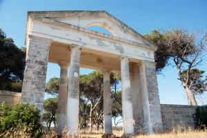 Masseria Maviglia, il portale