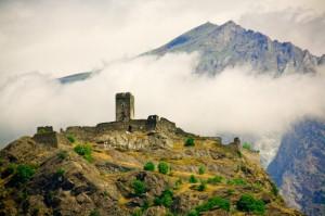 Il Castello di Montjovet (AO)