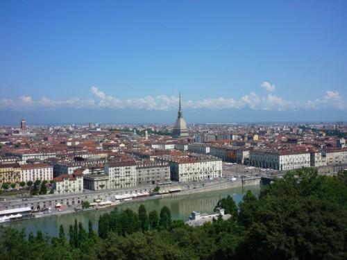 Torino - Torino dal Monte dei Cappuccini