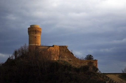 Ancona - The old lighthouse