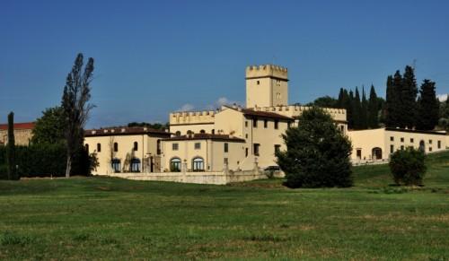 """Scandicci - Il castello di """" Torregalli """""""