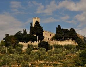 Il castello di Legri
