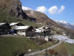borgata Celle di Bellino, alta Val Varaita