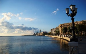 Bari - a beautiful morning