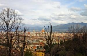 Firenze a fine inverno