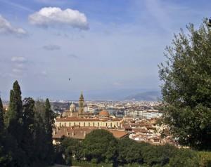 Firenze da Boboli
