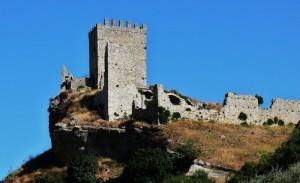 la fortezza imprendibile dei Chiaramonte