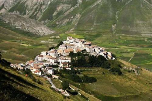 Norcia - Castelluccio dall'alto Luglio 2009