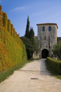 Porta del Castello di Villalta