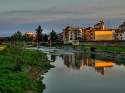 Parma - lungo fiume