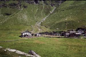 Alpe Angeloga e il Rifugio Chiavenna