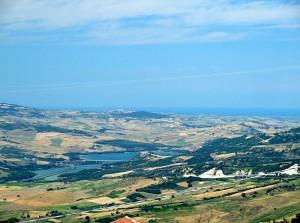 Dalle montagne al mare passando per la diga di Guardialfiera
