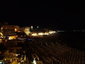 Termoli di notte