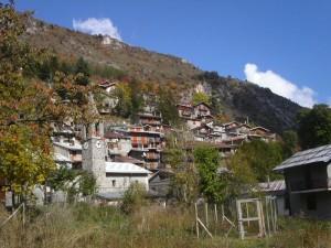 Upega, frazione del comune di Briga Alta, Val Tanaro