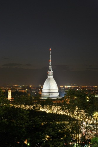 Torino - Dal monte dei Cappuccini