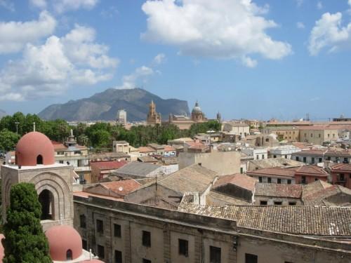 Palermo - Tetti di Palermo