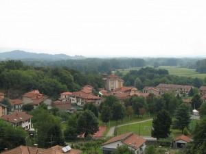Vista dalla Pedemontana