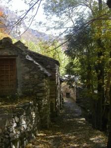 Carnino, frazione di Briga Alta, Val Tanaro
