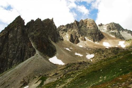 Bionaz - Il Gruppo dell' Aroletta, paradiso del climbing