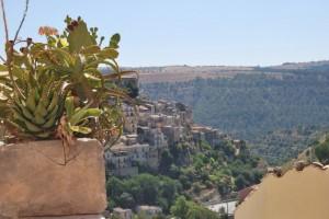 Panorama di Ragusa Ibla