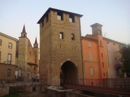 Fidenza - Porta di S. Donnino