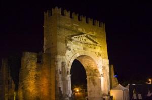 L'antica porta romana