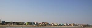 Caorle, lungomare Trieste
